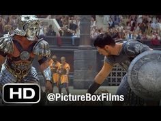 Gladiator | The Battle with A Retired Gladiator (ft Russell Crowe and Jo...