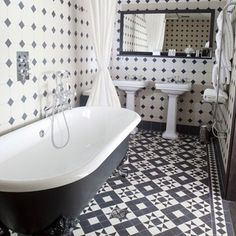 Tubs, tiles and taps: Easy ideas for the smallest room in the house