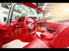 1959 Chevrolet Corvette Custom by Pogea Racing