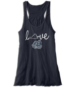 Old Dominion University - Love With State Outline