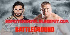 WWE Battleground Watch and Download Free - Hopeitisuseful.Blogspot.com