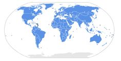 List of UN member states (193 countries)