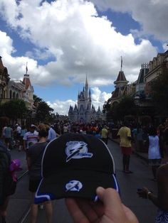 Here's another Lightning fan at Disney World this summer. Thanks, @falloutboy1983! #IsItOctoberYet