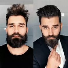 Best Beard Care, Beard Growth Products and Beard Grooming Kits Types Of Beard Styles, Beard Styles For Men, Hair And Beard Styles, Short Hair Styles, Men's Grooming, Beard Grooming Kits, Grooming For Men, Hipster Hairstyles Men, Haircuts For Men