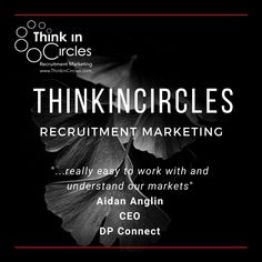 Over the past 10 years ThinkinCircles has gained a reputation for helping business grow through outsourced marketing support. So if you are looking for recruitment marketing that is reliable, cost effective and aligned to your business? Contact us today, to see how we can support your business. #MarketingRules #ThinkinCircles #RecruitmentMarketing Business Contact, 10 Years, Marketing
