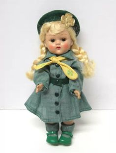 Ginny Girl Scout Doll