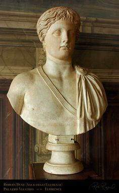 Roman Bust Room of Elements. Florence,Italy, ca. 16th century.