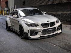 Widebody BMW M2