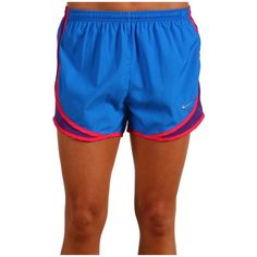Nike Tempo Track Short ($26) ❤ liked on Polyvore featuring activewear, activewear shorts, women, nike, nike activewear and nike sportswear