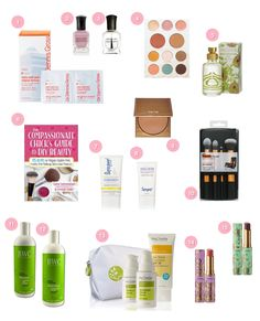 Plant-Based Beauty (The Ultimate Vegan Gift Guide)