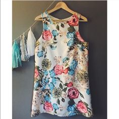 Lovely dress Worn one time! Boutique brand. Really good quality. Dresses