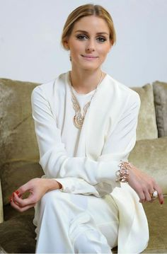 The Olivia Palermo Lookbook : The Olivia Palermo Lookbook Wishes You A Wonderful...