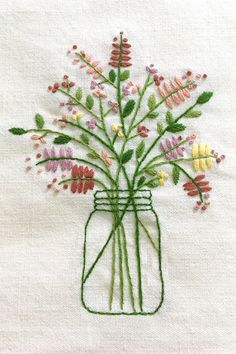 Wonderful Ribbon Embroidery Flowers by Hand Ideas. Enchanting Ribbon Embroidery Flowers by Hand Ideas. Basic Hand Embroidery Stitches, Brazilian Embroidery Stitches, Crewel Embroidery Kits, Embroidery Flowers Pattern, Hardanger Embroidery, Learn Embroidery, Japanese Embroidery, Silk Ribbon Embroidery, Hand Embroidery Designs