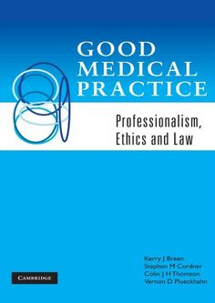 Good Medical Practice PDF