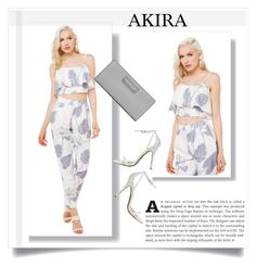 """""""AKIRA I/11"""" by amra-mak ❤ liked on Polyvore featuring moda, Akira, Marc by Marc Jacobs, women's clothing, women, female, woman, misses i juniors"""