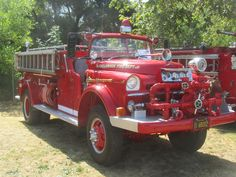Dodge Power Wagon 500 Fire Truck + Howe Front Pump - 1957 | Flickr ...