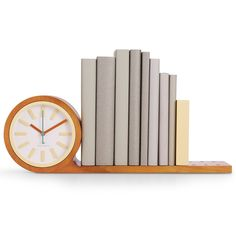 Michael Graves Design Bookshelf Clock