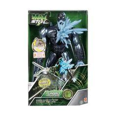 max steel extroyer | ... > Brinquedos Para Meninos > Max Steel - Extroyer Ataque Arma Letal