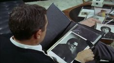 They used crew pictures for the dossier. That's Bruce Geller. Mission Impossible Tv Series, Christopher Mcquarrie, Renaissance Men, Tom Cruise, Writer, It Cast, Actors, Film, Henry Cavill