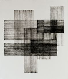 tssbnchn: Tássia Bianchini Crossroads - 2015 Ink on paper - 255 x 295 cm Modern Art, Contemporary Art, Modern Decor, Art Graphique, White Art, Black Ink Art, Geometric Art, Oeuvre D'art, Diy Art