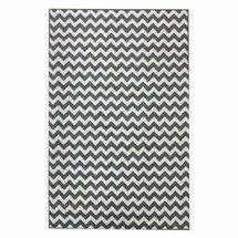 Walmart: nuLOOM OWCHV01D Chevron Area Rug - Light Blue