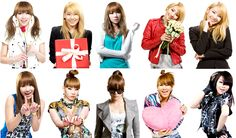 2ne1 - CL CL CL her style her personality her talent! she's amazing
