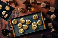 Pistachio Cardamom Butter Cookies / Photo by Chelsea Kyle, Prop Styling by Alex Brannian, Food Styling by Ali Nardi