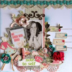 A Project by RoPhilippsen from our Scrapbooking Gallery originally submitted 10/25/11 at 07:35 AM