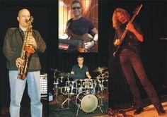 Jazz in Bingen am Rhein mit Grand Central aus Mainz.