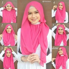 This hijab tutorial is a perfect match for special occasions along with chest coverage, If you are wearing a beautiful maxi gown with an uncovered chest you can go with this hijab style to keep it covered and to rock…