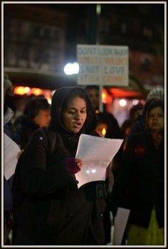 Boston holds vigil on Jan. 1 to condemn gang rape in Delhi