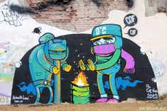 buenos aires graffiti tour street art cof animalito land buenosairesstreetart.com BA Street Art Tours