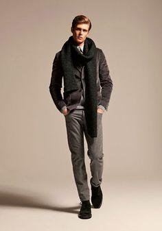Tru Trussardi Fall/Winter 2011/12 lookbook