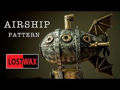 The Internet is full of free steampunk DIY craft videos if you know where to look for them. These 10 awesome free steampunk DIY craft videos are inspirational. Steampunk Airship, Steampunk Clock, Steampunk Design, Steampunk Diy, Steampunk Wedding, Victorian Steampunk, Steampunk Fashion, Steampunk Halloween, Steampunk Costume