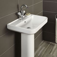 When it comes to basins, every bathroom has unique needs, as such we supply the widest variety possible. Whatever your style, we have sophisticated basins and washbowls to suit your bathroom or cloakroom. Modern Flooring, Best Flooring, Flooring Options, Concrete Floors, Hardwood Floors, Rubber Tiles, Rubber Flooring, Traditional Looks, Basin