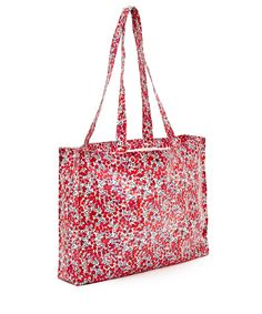 Flowers of Liberty Wiltshire Liberty Print Shopper Bag | Bags | Liberty.co.uk