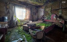 abandoned hotel suite - Google Search
