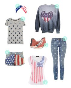 Cotton & Curls: Quick DIY projects for the 4th of July