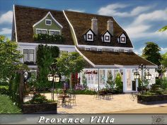 Created by Danuta720  Found in TSR Category 'Sims 4 Residential Lots'