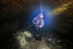 Sewer in Londons East End Menaced by Giant Fatberg