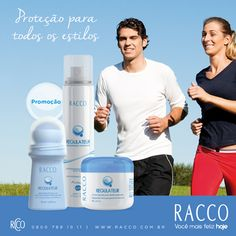 Qual é o seu estilo de desodorante preferido? Aproveite a promoção da Racco Mania #8 e escolha o Regulateur ideal para você para garantir mais conforto e proteção o dia todo.