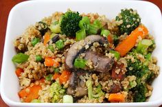 Skip Take-Out And Make This Flavorful Quinoa