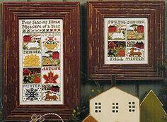 Prairie Schooler - Cross Stitch Patterns & Kits (Page 2) - 123Stitch.com
