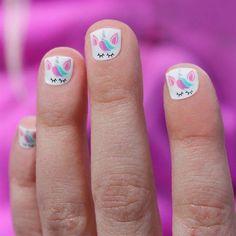 unicorn nail design | Jane #unicornnail