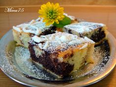 Russian Recipes, Kefir, Sweet Recipes, Nom Nom, French Toast, Deserts, Good Food, Food And Drink, Pudding