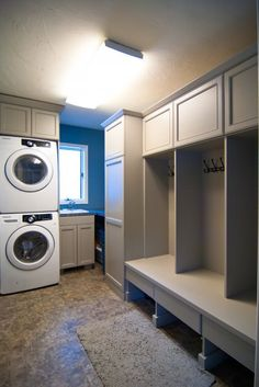 Laundry & Mudrooms | Woodways