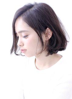 【ボブ】大人の美シルエットボブ/BEAUTRIUM 表参道の髪型・ヘアスタイル・ヘアカタログ|2016春夏