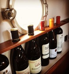 Custom wine bottle holder #boat #marine #wine #vino #bottle #porthole #sketch #furniture #draw #art #architecture #photography #design #custom #red #superyacht #megayacht #my #yacht #luxury #5star #new #fresh #nautical #interior #service #idea #restaurant #bar #yachtclub www.adcd.ie by luxcustomdesign