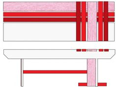 pb_130411_29 » CONTEMPORIST Bench Designs, Edge Design, Letters, Worktop Designs, Letter, Lettering, Calligraphy