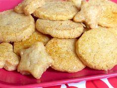 Rezepte für Kinder - Partysnacks und Knabbereien: Parmesan-Kekse